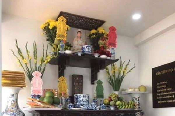 Cách cúng mẹ Quan Âm chọn hoa trái cây gì?
